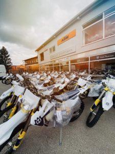 Husqvarna Enduro & Motocross 2021