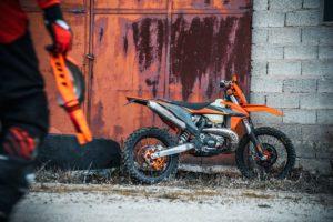 KTM Enduro & Motocross 2021