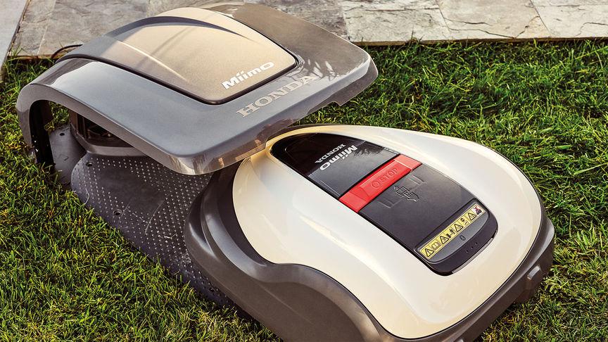 Miimo Roboter-Rasenmäher – Ein Rasenmäher wie kein Zweiter