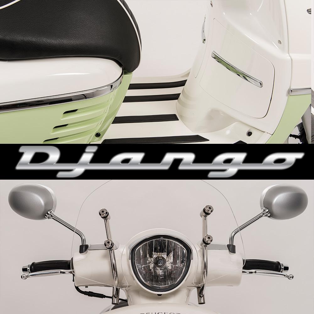 DJANGO EVASION 125ccm