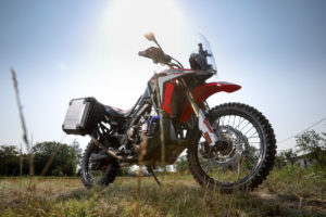 Read more about the article Honda CRF1000 RALLY AfricaTwin