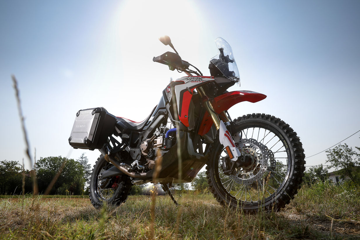 You are currently viewing Honda CRF1000 RALLY AfricaTwin