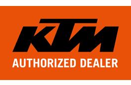 KTM Dealer Logo