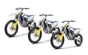 Husqvarna Motocross Range 2020